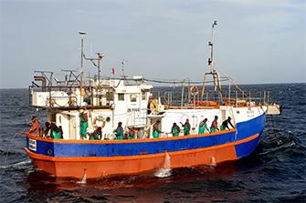 Seafreezer vessel
