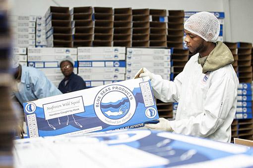 Preparing packaging